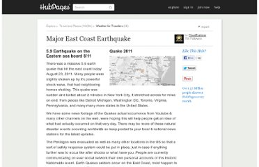 http://cloudexplorer.hubpages.com/hub/Major-Earth-Quake