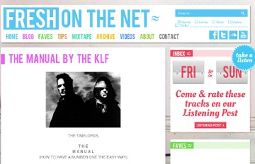 http://freshonthenet.co.uk/index.php/the-manual-by-the-klf/