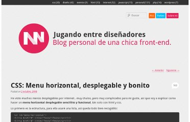 http://blog.nnatali.com/2008/10/02/css-menu-horizontal-desplegable-y-bonito/