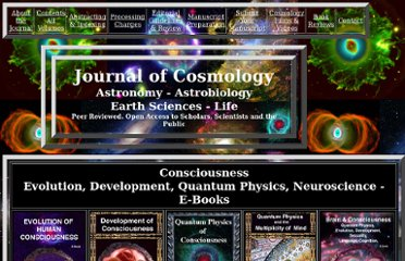 http://journalofcosmology.com/Contents14.html