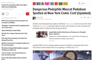 http://gawker.com/5659981/dangerous-pedophile-mascot-pedobear-spotted-at-new-york-comic-con
