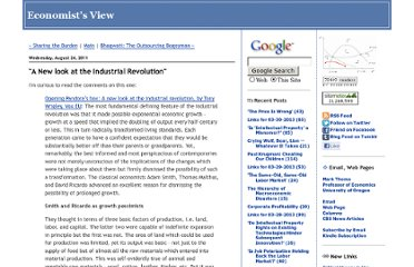 http://economistsview.typepad.com/economistsview/2011/08/a-new-look-at-the-industrial-revolution.html