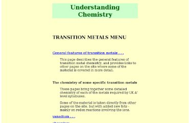 http://www.chemguide.co.uk/inorganic/transitionmenu.html#top