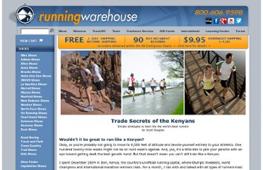 http://www.runningwarehouse.com/LearningCenter/TrainKenyan.html