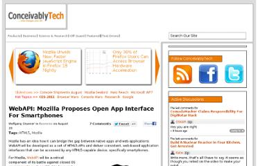 http://www.conceivablytech.com/9027/business/webapi-mozilla-proposes-open-app-interface-for-smartphones