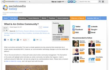 http://socialmediatoday.com/elliot-volkman/343142/what-online-community