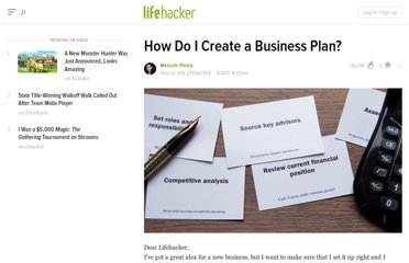 http://lifehacker.com/5833967/how-do-i-create-a-business-plan