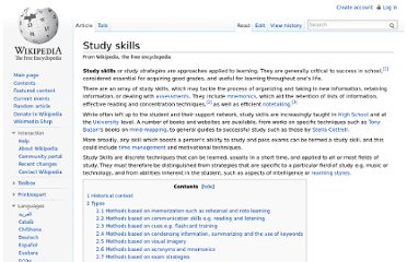 http://en.wikipedia.org/wiki/Study_skills#Methods_based_on_communication_skills_e.g._reading_and_listening