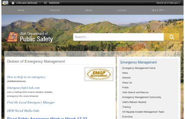 http://publicsafety.utah.gov/emergencymanagement/