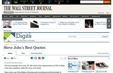 http://blogs.wsj.com/digits/2011/08/24/steve-jobss-best-quotes/