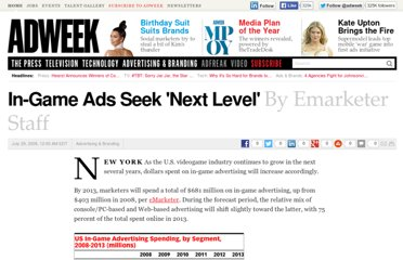 http://www.adweek.com/news/advertising-branding/game-ads-seek-next-level-99975