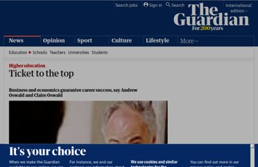 http://www.guardian.co.uk/education/2002/may/28/choosingadegree.highereducation3