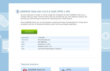 http://www.disc-tools.com/download/daemon