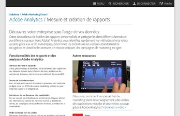 http://www.omniture.com/fr/products/web_analytics/sitecatalyst?s_scid=TC%7C22615%7Comniture%20site%20catalyst%7C%7CS%7Cb%7C6037662416