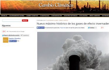 http://climaticocambio.com/category/calentamiento-global/