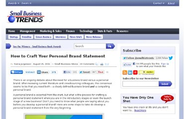 http://smallbiztrends.com/2011/08/personal-brand-statement.html