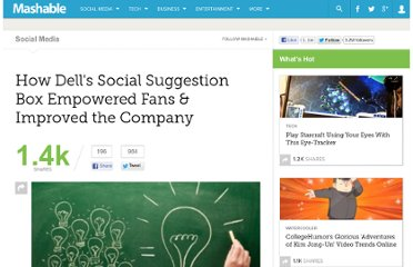 http://mashable.com/2011/08/25/dell-brand-suggestion-box/