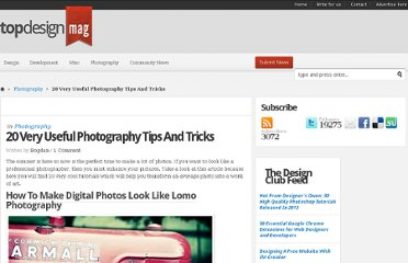 http://www.topdesignmag.com/20-very-useful-photography-tips-and-tricks/