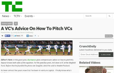 http://techcrunch.com/2009/12/13/how-to-pitch-vc/