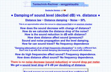 http://www.sengpielaudio.com/calculator-distance.htm