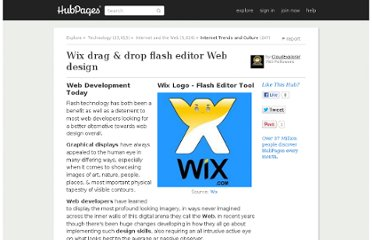 http://cloudexplorer.hubpages.com/hub/Flash-The-Drag-Drop-Designers