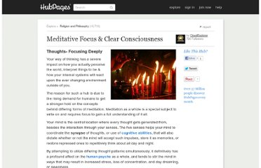 http://cloudexplorer.hubpages.com/hub/Meditative-Focus