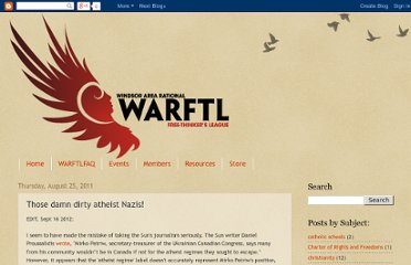 http://warftl.blogspot.com/2011/08/those-damn-dirty-atheist-nazis.html