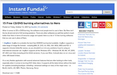 http://www.instantfundas.com/2007/10/15-free-cddvd-burning-alternatives-to.html