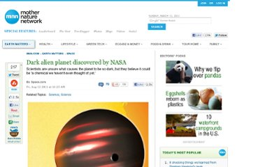 http://www.mnn.com/earth-matters/space/stories/dark-alien-planet-discovered-by-nasa