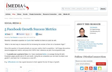 http://blogs.imediaconnection.com/blog/2011/08/22/5-facebook-growth-success-metrics/