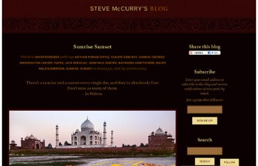 http://stevemccurry.wordpress.com/page/2/