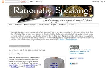 http://rationallyspeaking.blogspot.com/2011/08/on-ethics-part-v-contractarianism.html