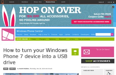 http://www.wpcentral.com/how-turn-your-windows-phone-7-device-usb-drive