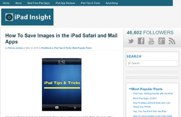 http://ipadinsight.com/ipad-tips-tricks/how-to-save-images-in-the-ipad-safari-and-mail-apps/