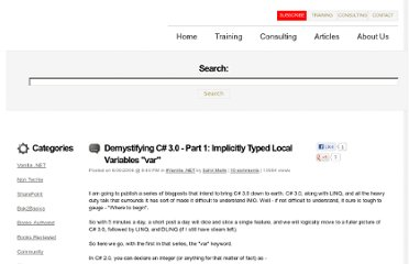 http://blah.winsmarts.com/2006/05/17/demystifying-c-30--part-1-implicitly-typed-local-variables-var.aspx