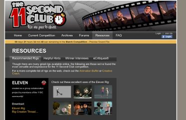 http://www.11secondclub.com/resources
