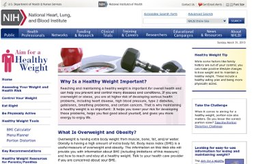 http://www.nhlbi.nih.gov/health/public/heart/obesity/lose_wt/index.htm