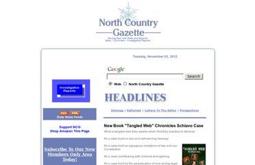 http://www.northcountrygazette.org/center.html
