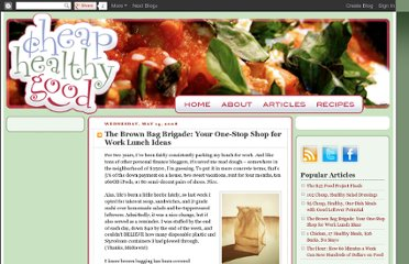 http://cheaphealthygood.blogspot.com/2008/05/brown-bag-brigade-your-one-stop-shop.html