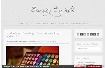 http://becoming-beautiful.com/2011/05/from-nothing-to-something-9-essentials-to-building-a-makeup-kit/