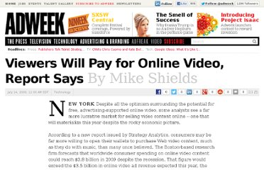 http://www.adweek.com/news/technology/viewers-will-pay-online-video-report-says-99849