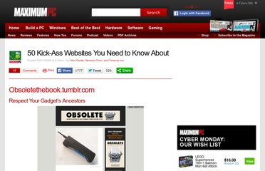 http://www.maximumpc.com/article/features/50_awesome_websites?page=0,7