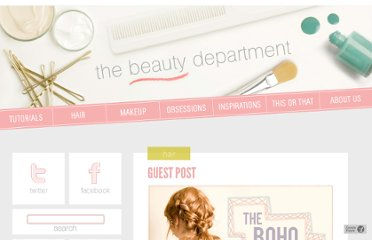 http://thebeautydepartment.com/2011/08/guest-post/
