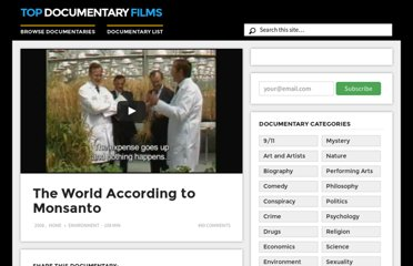 http://topdocumentaryfilms.com/the-world-according-to-monsanto/
