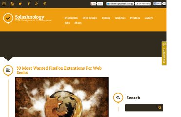http://www.splashnology.com/article/50-most-wanted-firefox-extentions-for-web-geeks/268/