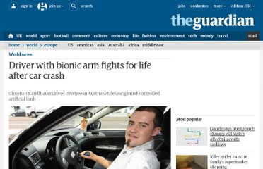 http://www.guardian.co.uk/world/2010/oct/21/bionic-arm-driver-crashes-austria