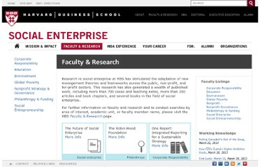 http://www.hbs.edu/socialenterprise/faculty-and-research/