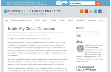 http://plpnetwork.com/2011/08/02/inside-my-global-classroom/
