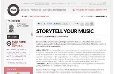 http://owni.fr/2011/05/19/storytell-your-music/
