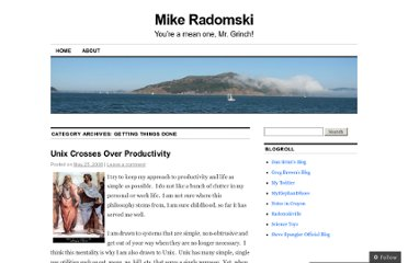 http://mradomski.wordpress.com/category/getting-things-done/